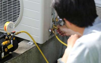 Reparación Fuga de Gas Aire de Acondicionado